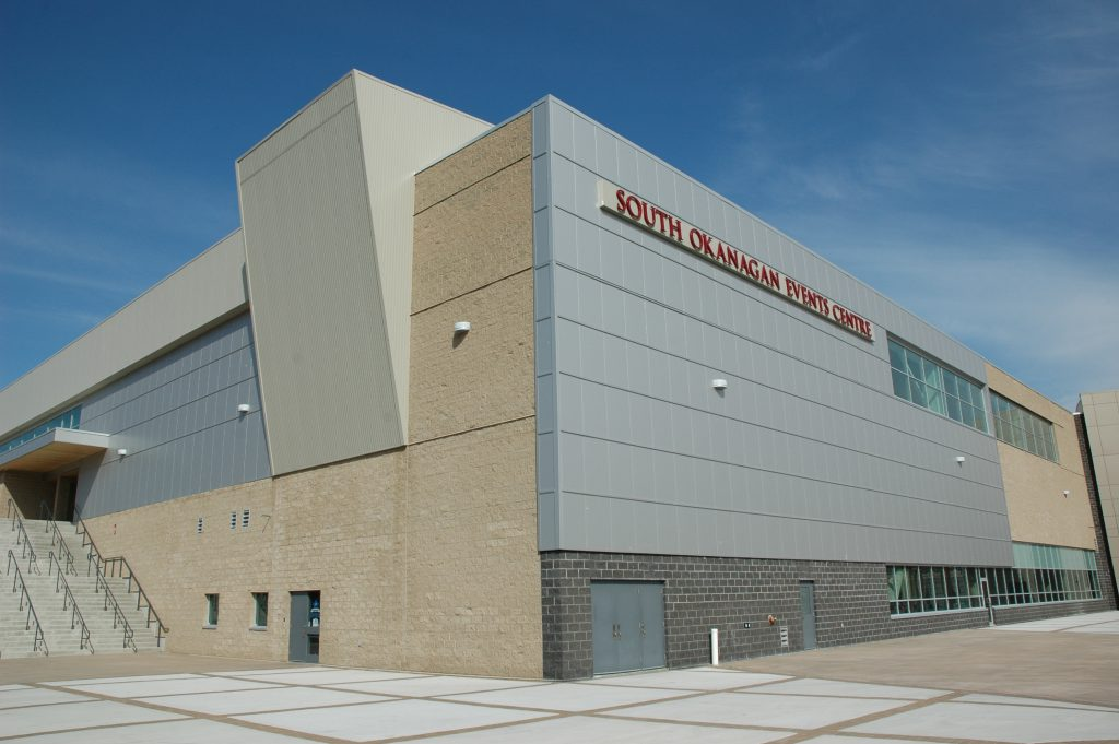 South Okanagan Events Centre Complex