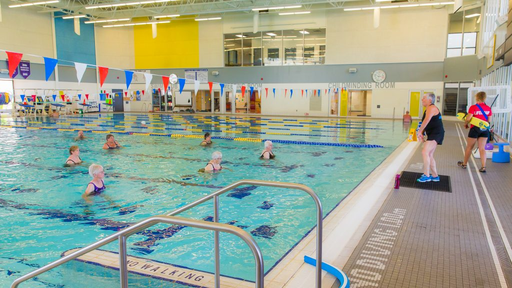 Community Centre Pool 14