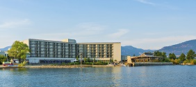 Penticton Lakeside Resort meetings & conferences